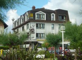 Hotel Ezeiza, отель в городе Сан-Себастьян