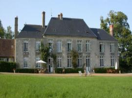 Château de Sarceaux, room in Alençon