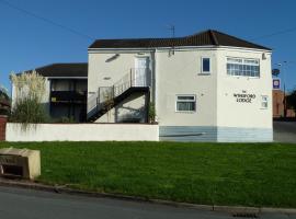 The Winsford Lodge, hotel in Winsford
