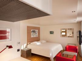 Hotel Le Pavillon 7 - Room service disponible, hotel in Obernai