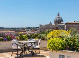 Atlante Star Hotel, hotel in Rome City Center, Rome