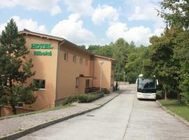 Penzión Hlboké, hotel v Bojnici