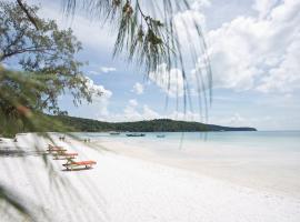 Orchid Resort, resort village in Koh Rong Sanloem