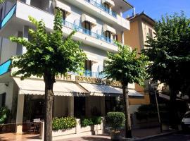 Hotel Brennero e Varsavia, hotel in Montecatini Terme