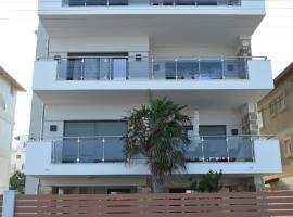 Aqua Mare Luxury Apartments, accessible hotel in Paralia Katerinis