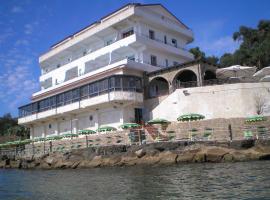 Hotel Sirena, hotell i Castellabate