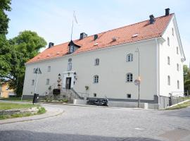 Hotell Slottsbacken, hotell nära Wisby Strand, Visby