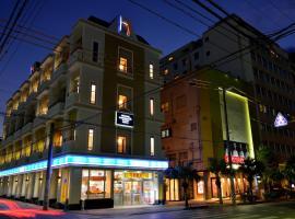 Kariyushi LCH. Izumizaki Kencho Mae, hotel near Naha Airport - OKA, Naha
