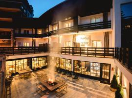 Rock Noir & Spa, hôtel à La Salle Les Alpes