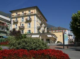 Hotel Du Lac, hotel in Locarno