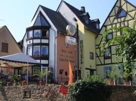 B&B zum Treppchen, Hotel in Lösnich