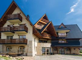 Willa u Bohuna, hotel in Zakopane