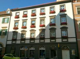 밤베르크에 위치한 호텔 벤투라스 호텔 운트 게스트하우스