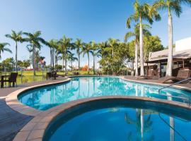 Oaks Sunshine Coast Oasis Resort, lomakeskus kohteessa Caloundra