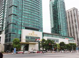 The Eton Hotel Shanghai, hotel near Shanghai World Financial Centre SWFC, Shanghai