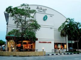 Traders Inn, hotel a Bandar Seri Begawan