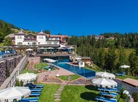 Hotel Albion Mountain Spa Resort Dolomites, hotel in Ortisei