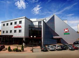 Hotel Janusz – hotel w Siedlcach