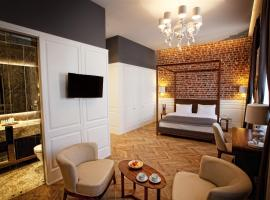 Hotel Miniature, бутик-отель в Стамбуле