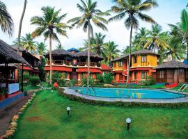 Krishnatheeram Ayur Holy Beach Resorts, accessible hotel in Varkala