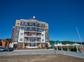 Бутик-отель Молли О'Брайн, отель в Ханты-Мансийске