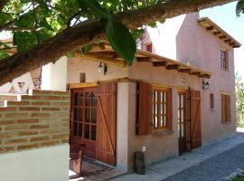 Cabañas Luna y Sol, lodge in Cafayate
