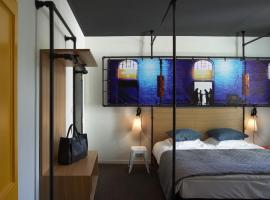 Zoom Hotel, hotel in Elsene / Ixelles, Brussels