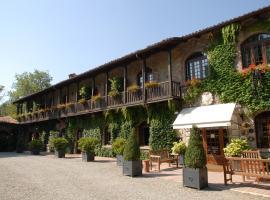 Residenza Torre di San Martino, hotel near Parco delle Fiabe, Gazzola Di Rivalta