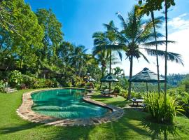 Alam Sari Hotel Keliki, hotel near Tegallalang Rice Terrace, Ubud