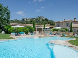 Mas de l'Oulivié, hotel in Les Baux-de-Provence