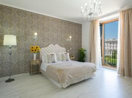 Hostal Central Palace Madrid, hotel en Madrid