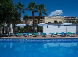 Hotel Ecoavenida, hotel en Benicàssim