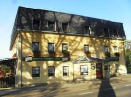 Studánecký Medvěd, ubytování v soukromí v destinaci Liberec