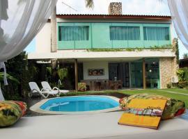Pousada Palmeira Imperial, guest house in Recife