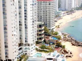 Hotel Las Torres Gemelas Acapulco, hotel in Acapulco