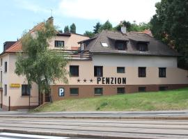 Penzion Chaloupka, Bed & Breakfast in Prag