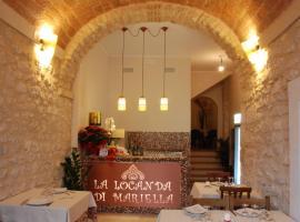 La Locanda di Mariella dal 1950, hotel a Poggio Picenze