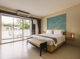TIRAS Patong Beach Hotel, hotel in Patong Beach
