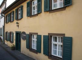Zum alten Häusla, family hotel in Bamberg