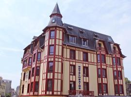 Hotel Des Bains, hotel in Granville