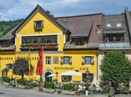Hotel Gasthof Lercher, hotel in Murau