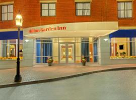 Hilton Garden Inn Portsmouth Downtown, hotel in Portsmouth