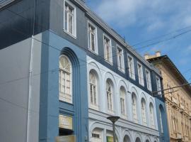 Hotel Garden, hotel en Valparaíso
