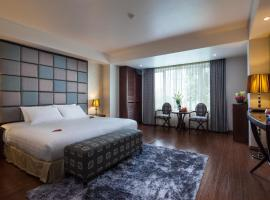 Dragon Pearl Hotel, family hotel in Hanoi