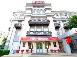 Гостиница Советская, отель в Липецке