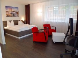 Boardinghaus Weinberg Campus, hotel in Halle an der Saale