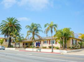 Town and Country Inn, motel in Santa Barbara