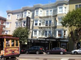Cable Car Hotel, hotel in Nob Hill, San Francisco