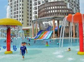 Bayou Lagoon Park Resort, resort in Malacca
