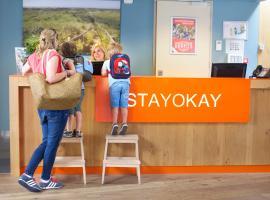 Stayokay Egmond, hotel in Egmond-Binnen